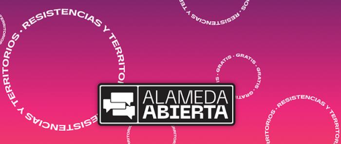 Conversaciones Alameda abierta: Resistencias y territorio vía online