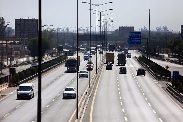 Ministerio de Obras Públicas anunció la  implementación de rebajas en la autopistas a partir del 1 de julio
