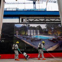 Según catastro de la CChC: un total de 827 construcciones se encuentran paralizadas producto de la pandemia