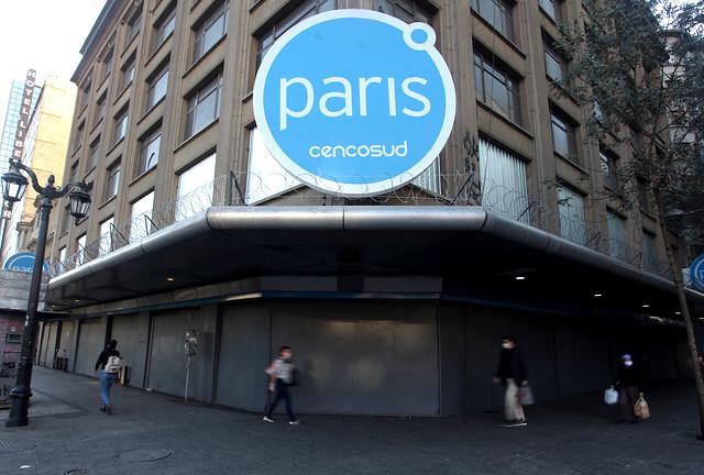 París informó la reorganización de sus negocios: En Chile, la cadena multinacional absorberá a Johnson
