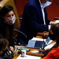 """Diputada Cicardini (PS) por proyecto que limita cambios de fondos de AFP: """"Es el corralito de Piñera y debemos detener este intento de seguir alimentando el negocio"""""""