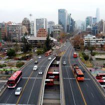 Porcentaje de evasión del transporte en Santiago alcanzó un nuevo máximo histórico en el primer trimestre de 2020