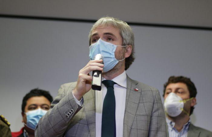 Blumel por polémica en el Hospital de Melipilla: negar atención a Carabineros