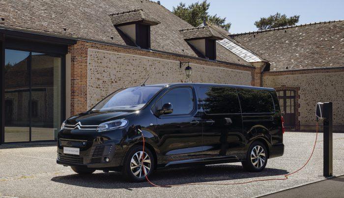 Citroën ë-SpaceTourer: el vehículo polivalente lanza su versión 100% eléctrica