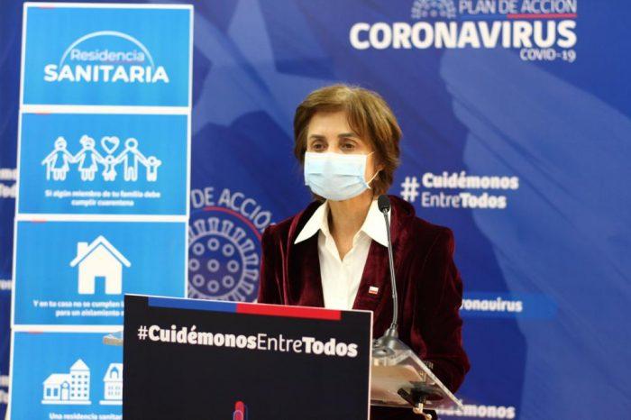 Subsecretaria de Salud Pública anuncia puerta a puerta nacional para dar informar sobre las Residencias Sanitarias