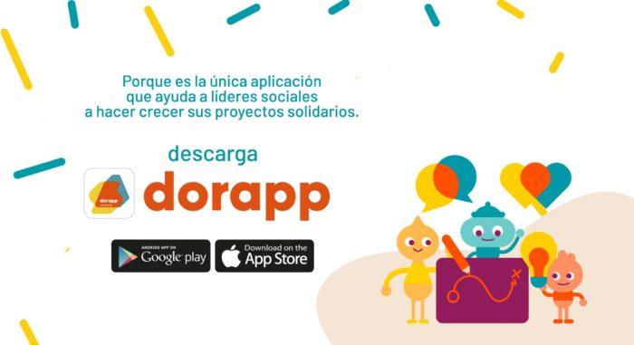 Lanzan app para impulsar emprendimientos sociales