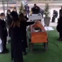 Autoridades del Minsal salen en bloque a blindar al Presidente Piñera por polémico funeral familiar que contravino protocolos