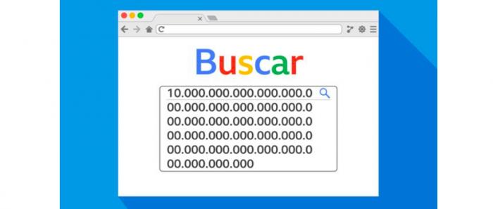 """Qué es un gúgol, el número """"tan grande que es infinito"""" y que inspiró el nombre de Google"""