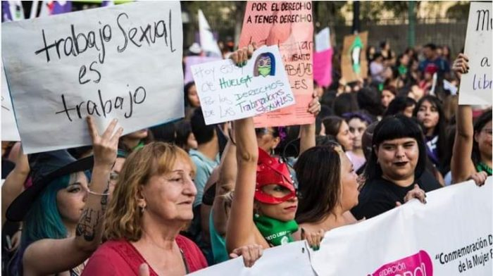 Conmemoran el Día Internacional de las Trabajadoras Sexuales en tiempos de crisis sanitaria