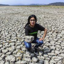 """Greenpeace: """"En Chile hay una violación sistemática del derecho humano de acceso al agua""""."""