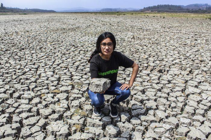 """Greenpeace y resultados de encuesta de la Mesa Nacional del Agua: """"Los chilenos creen que la prioridad debe ser el consumo humano"""""""