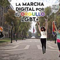 """Convocan primera Marcha Digital por el Orgullo LGBTIQ+ en Chile: """"¡Con todo el orgullo desde casa!"""""""