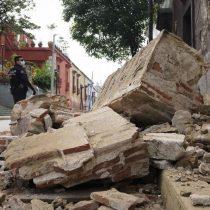 Aumentan a siete los muertos por sismo en México