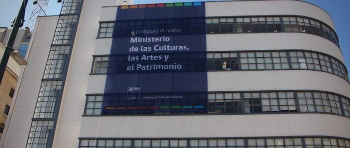 Ministerio de las Culturas, las Artes y el Patrimonio y su Plan de Emergencia, ¿cuál plan?