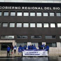 Gran Concepción: profesionales universitarios de la salud piden cuarentena total ante avance del Covid-19