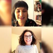 Conversatorio discriminación y mujeres Mapuche