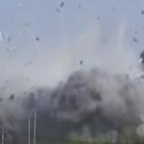Televisión norcoreana transmitió en directo impactante explosión en oficina de enlace con Corea del Sur