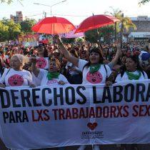 El reconocimiento del trabajo sexual en Argentina
