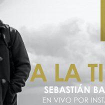 """Concierto virtual """"A la Tierra"""" del compositor Sebastián Barrientos vía online"""