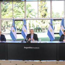 """Presidente de Argentina endurece confinamiento en Buenos Aires: """"No me enamoré de la cuarentena, pero es el único remedio que conocemos"""""""