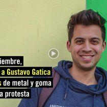 """El video de Amnistía Internacional que devela el actuar de """"G-3"""", el teniente coronel que disparó 170 veces el día en que Gustavo Gatica quedó ciego"""