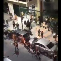 Bonaerenses en la polémica por improvisada fiesta en la calle en plena cuarentena