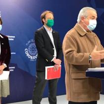 Récord de 92 muertes diarias marca balance de la situación de la pandemia del Covid-19 en Chile