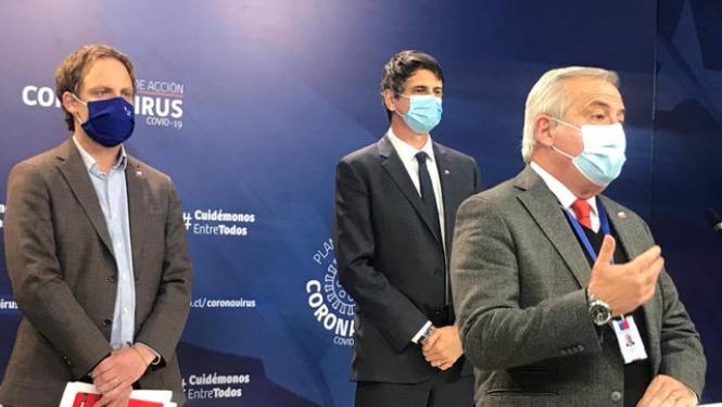 Chile supera 140.000 casos confirmados del nuevo coronavirus
