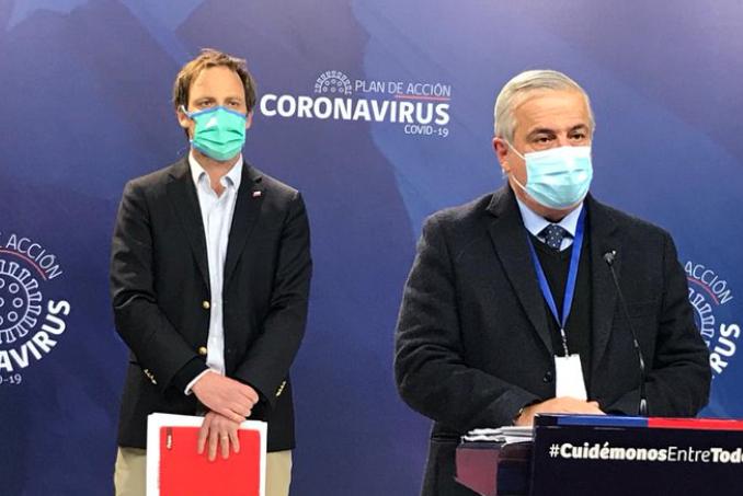 Día 100 del Covid-19 en Chile: 173 fallecidos y Mañalich advierte que junio será