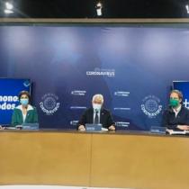 """Del """"ninguneo"""" de Mañalich al nuevo estilo de Paris: ministro da potente señal al sumar a alcaldes al balance diario del COVID-19"""