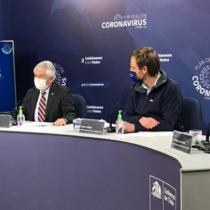"""Cifra de fallecidos por COVID-19 en Chile supera la barrera de los 4.000 y Paris busca cerrar la polémica por la estrategia de """"inmunidad de rebaño"""