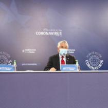 Balance del Covid-19 en Chile: fallecidos superan la barrera de los cinco mil