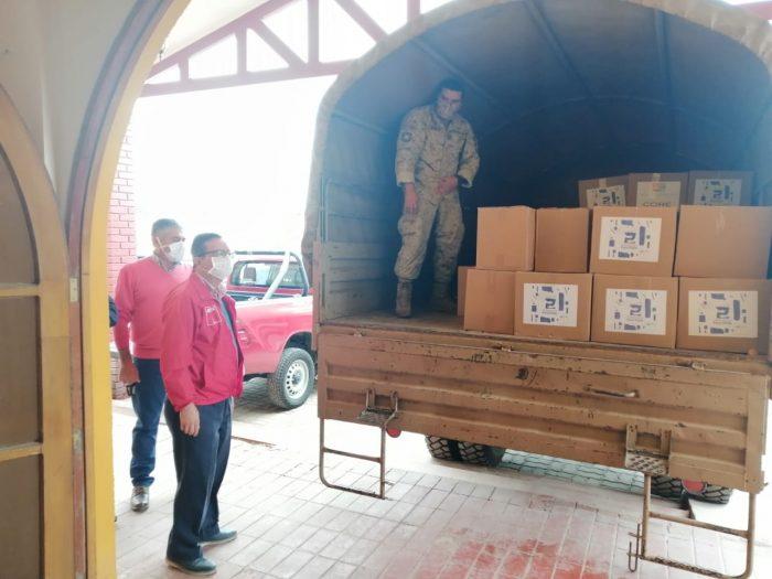 Escándalo de las cajas de alimentos en Arica: Contraloría toma en sus manos la investigación sumaria en la Intendencia y el gobierno regional