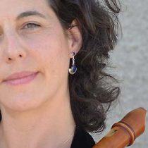 Conciertos para la Hora Azul con flautista dulce Carmen Troncoso vía online
