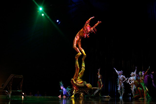 Los problemas del Cirque du Soleil por culpa delcoronavirus