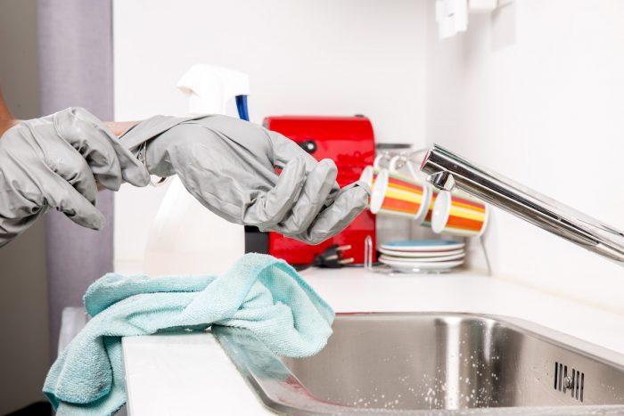 ¿Alcohol, cloro o amonio cuaternario para desinfectar?