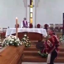 La conmovedora despedida de dos campeones de cueca: pareja prometió último baile en el funeral del otro