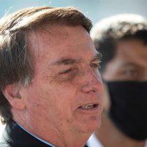 Justicia brasileña determina que Bolsonaro sea multado si no usa máscara preventiva cuando esté en público