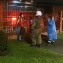 Lo sorprendieron intentando robar: hombre con COVID-19 escapó en dos oportunidades de residencia sanitaria en Concepción