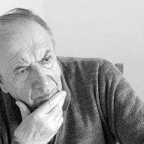Falleció el poeta Efraín Barquero a los 89 años