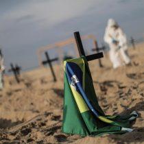 Continente americano es el más castigado por la pandemia y Brasil se convierte en el segundo país con más muertes por COVID-19