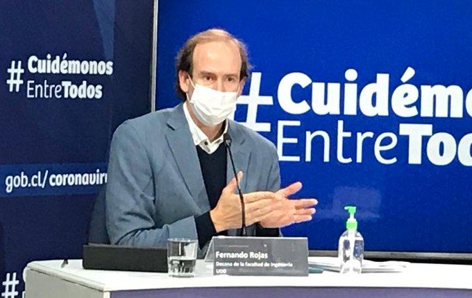 Las asesorías simultáneas de Fernando Rojas Ochagavía, el decano