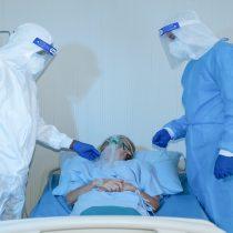 Inician implementación de un Hospital de Emergencia Transitorio para descongestionar hospitales