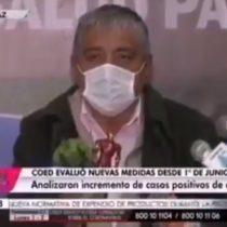 """""""Ciudadanos de Bolivia está en nuestras manos dar el poder a Thanos o a The Avengers"""": ministro ejemplifica con juguetes los pasos a seguir ante crisis del Covid-19"""