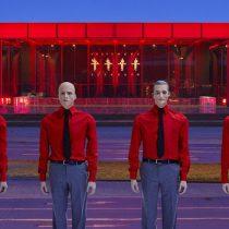 Los discos en alemán de Kraftwerk llegan al streaming por primera vez