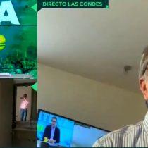Lavín en vivo desde la cuarentena: la criticada apuesta comunicacional que desplegó el alcalde de Las Condes