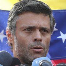 Venezuela acusa a Leopoldo López de planear incursión armada con mercenarios