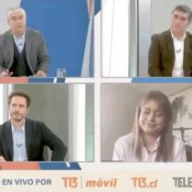 Convergencia Progresista envía carta al CNTV criticando alta presencia que tienen los partidos de Chile Vamos en canales