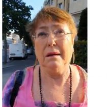El tenso diálogo que protagonizó Bachelet en Suiza: fue emplazada por situación de presos mapuche en Chile