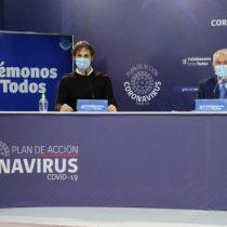 Casi 9 mil muertes: Informe Epidemiológico que incluye los casos sospechosos eleva las cifras de la pandemia en Chile
